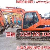 斗山DH150-7二手挖掘机市场,价格优惠,二手挖掘机专卖网