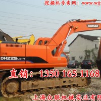 斗山DH225-7二手挖掘机市场,价格优惠,二手挖掘机专卖网