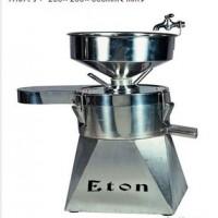 供应伊东ET-02上海锦厨销售不锈钢浆渣分离机|磨浆机
