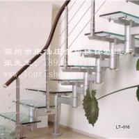 【厂家直销】中柱玻璃楼梯
