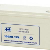 德国松树荷贝克蓄电池SB12V100(成都)代理商