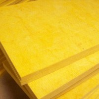 供应郑州玻璃棉板保温材料发货快