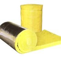 供应郑州玻璃棉卷毡保温材料发货快