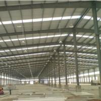 潍坊皓天化纤钢结构厂房
