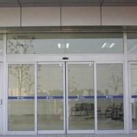 【西格玛】青岛玻璃门厂家直销 安全涂层透光降噪玻璃门