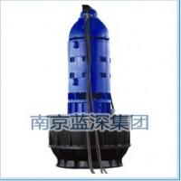 蓝深潜水轴流、混流泵