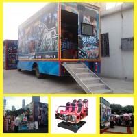 广东广州-5D电影院 车载移动式5D电影院 帐篷5D电影院 