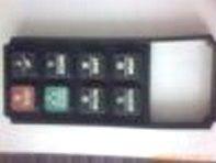 禹鼎遥控器专用矽胶按键 硅胶按键