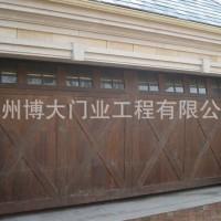 供应各种实木车库门(花旗松) 厂家直销