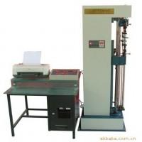 供应0-5KN柱式微控电子拉力机(带计算功能/带打印功能)