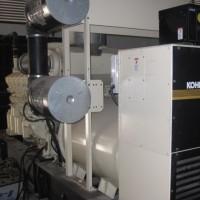 苏州日本三菱1100kw进口发电机