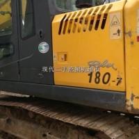现代R110-7二手挖掘机