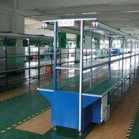 邵阳市二手流水线|输送带自动拉生产线|滚铜拉流水线