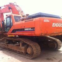 出售斗山500-7型挖掘机