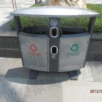 YTD-060分类垃圾桶 钢铁垃圾桶 环卫垃圾桶