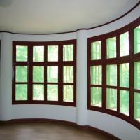 性价比高的86系列铝包木门窗 天津铝木门窗