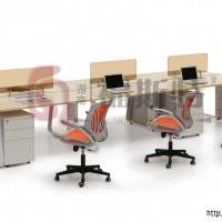 长沙办公家具、高隔间、玻璃隔墙