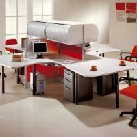 厂家直销办公家具之屏风组合工作位