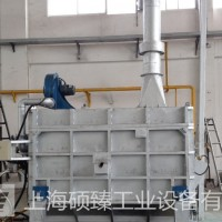 供应常州无锡压铸熔炉熔铝炉高效方便铝合金熔化倾倒式集中熔化炉