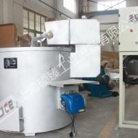 供应苏州扬州铝合金压铸熔炉铝合金熔化燃气(油)坩埚炉