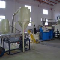 PVC热切造粒机