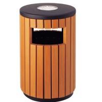 2013年新款街道木条垃圾桶 SJ5453