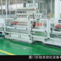 全自动12轴绕线机生产线