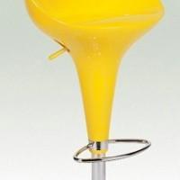 出售全新黄色吧椅