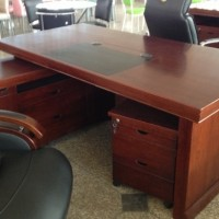 天津办公家具-老板桌,电脑桌厂家价低质量保证
