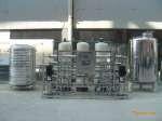 2吨每小时高纯水设备RO+EDI水设备