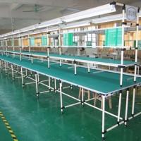 精益管平板台生产线