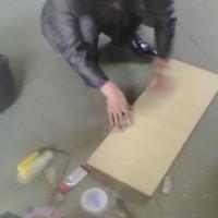 重庆家具补皮培训学校 米扣家具