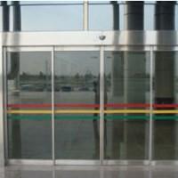 崇文区维修玻璃门 安装平移门电机