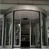 北京安装旋转门定做自动旋转门价格