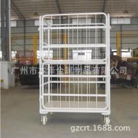 可拆卸式物流台车 纵开门式,折叠式台车,广州本泽厂家直销 新