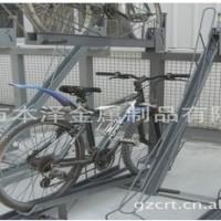 供应双层停车架 停车设备 双层单车架