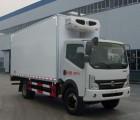 东风冷藏车东风冷藏车运输冷冻或保鲜的封闭式厢式