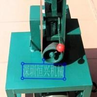 砂带打磨机作用