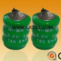 镍氢扣式充电电池 Ni-MH 3.6v