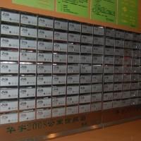 西宁不锈钢小区信报箱厂家
