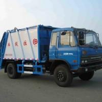 重庆的4方压缩垃圾车