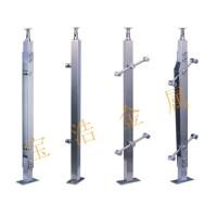 宝浩金属 不锈钢楼梯扶手配件 不锈钢立柱