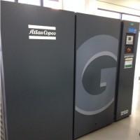 出售9成新二手阿特拉斯GA55VSD变频空压机