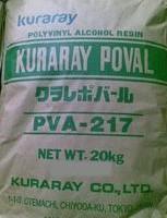 日本聚乙烯醇PVA205,PVA217