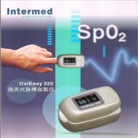 现货供应便携式OxiEasy320指夹式脉搏血氧仪