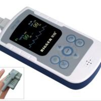现货供应便携式稳定OxiEasy 100掌式脉搏血氧仪
