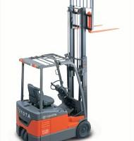 1.5吨电动叉车租赁,日本原装进口电动叉车出售