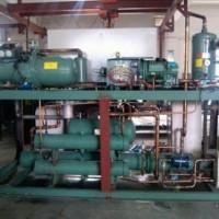 高品质深冷冷冻机-螺杆式冷冻机组-盐水冷冻机组-乙二-乙醇冷冻机组