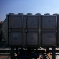 烤漆烤箱废气治理  活性炭吸附塔