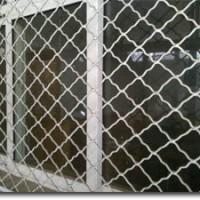 华耐防盗美格网镀锌美格网护栏网